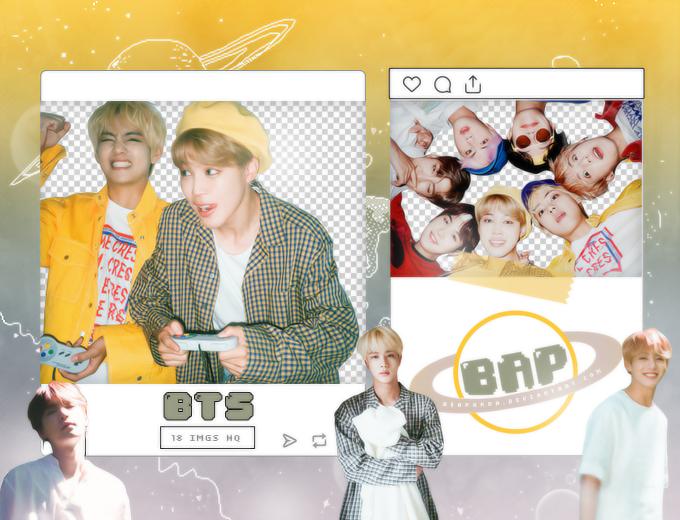 Pack Png 1501 // BTS (Season Greeting 2019) by BEAPANDA