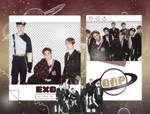 Pack Png 1568 // EXO (DMUMT)
