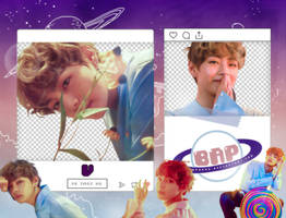Pack Png 1538 // V (BTS) (LY - Her) by BEAPANDA