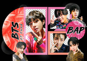 Pack Png 1647 // BTS (ARMY BOMB Ver 3) by BEAPANDA
