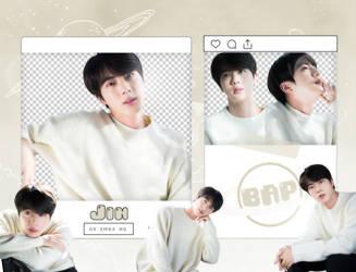 Pack Png 1548 // Jin (BTS) by BEAPANDA