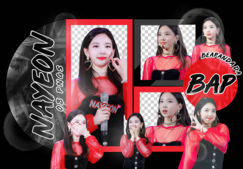 Pack Png 1598 // Nayeon (TWICE)
