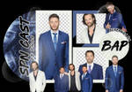 Pack Png 1697 // Supernatural Cast