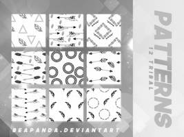 Patterns 015 // Tribal by BEAPANDA