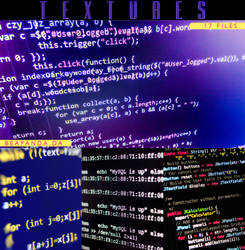Textures 083 // Programming Code