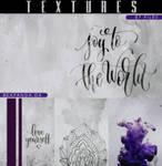 Textures 082 // Love Yourself