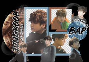 Pack Png 1663 // Jungkook (BTS) (Young Forever) by BEAPANDA