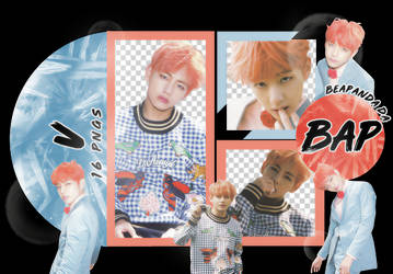Pack Png 1665 // V (BTS) (Young Forever) by BEAPANDA