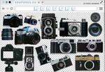 Renders 236 // Cameras Pngs