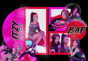 Pack Png 1707 // ITZY (IT'z Different) by BEAPANDA