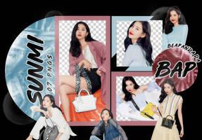 Pack Png 1728 // Sunmi by BEAPANDA