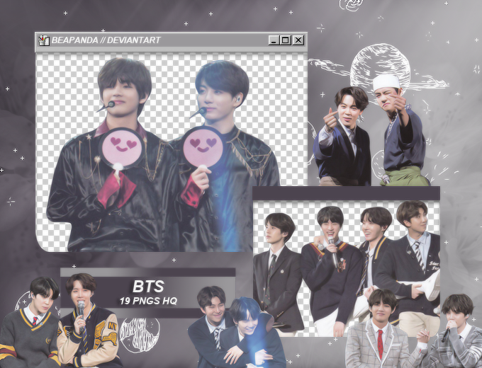 Pack Png 1910 // BTS (4th Muster Japan) by BEAPANDA on DeviantArt
