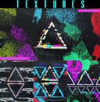 Textures 087 // Glitch Triangle