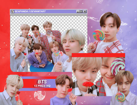 Pack Png 1844 // BTS