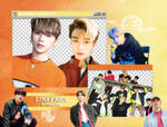Pack Png 1854 // Stray Kids (Miroh)