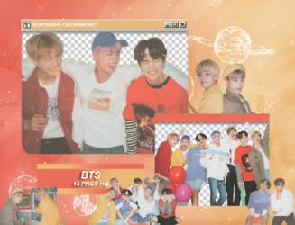 Pack Png 1858 // BTS (Season Greeting's 2019) by BEAPANDA