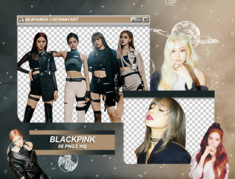 Pack Png 1877 // BLACKPINK (KILL THIS LOVE) by BEAPANDA
