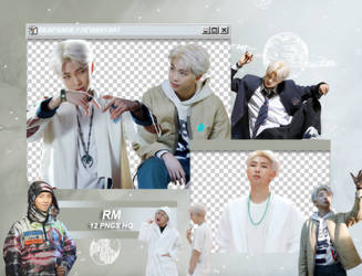 Pack Png 1878 // RM (BTS) (Map Of The Soul) by BEAPANDA