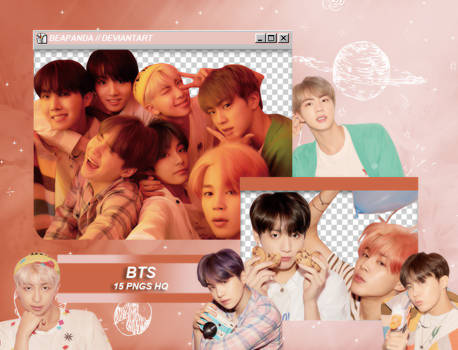 Pack Png 1880 // BTS (MAP OF THE SOUL - PERSONA) by BEAPANDA