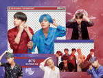 Pack Png 1881 // BTS (MAP OF THE SOUL - PERSONA)