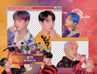 Pack Png 1886 // BTS (MAP OF THE SOUL - PERSONA) by BEAPANDA