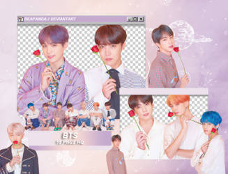 Pack Png 1887 // BTS (MAP OF THE SOUL - PERSONA) by BEAPANDA
