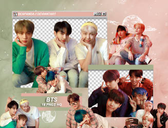 Pack Png 1925 // BTS (MAP OF THE SOUL - PERSONA) by BEAPANDA
