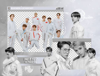 Pack Png 1980 // NCT 127 by BEAPANDA