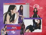 Pack Png 2006 // Irene (Red Velvet)