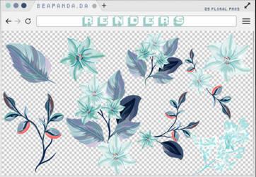 Renders 277 // Floral Pngs by BEAPANDA