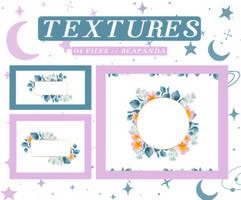 Textures 105 // Floral