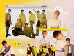 Pack Png 2117 // STRAY KIDS (Cle 2: Yellow Wood)