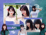 PACK PNG | Momo (TWICE) (To ONCE From Jihyo 2018)