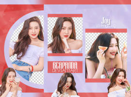 Pack Png 2157 // Joy (Red Velvet)