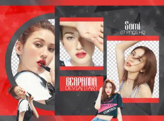 Pack Png 2159 // Somi by BEAPANDA