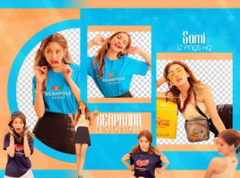 Pack Png 2160 // Somi by BEAPANDA
