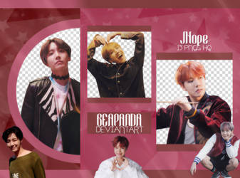 Pack Png 2205 // J-Hope (BTS) (Exhibition Book) by BEAPANDA