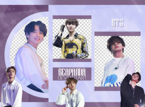 Pack Png 2367 // BTS 5th Muster (Magic Shop)