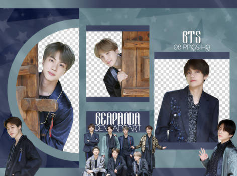 Pack Png 2377 // BTS (Happy Chuseok 2019)