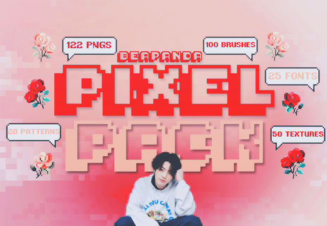 | PIXEL SPECIAL PACK |