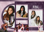 Pack Png 2378 // (G)I-DLE