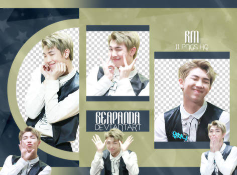 Pack Png 2380 // RM (BTS)