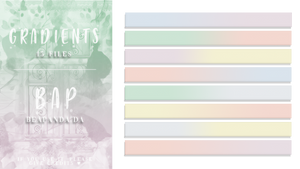 Gradients 044 // Pastel