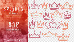 Brushes 089 // Crowns