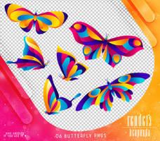 Renders 409 // Butterfly Pngs