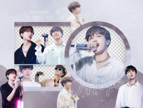 Pack Png 2511 // J-Hope (BTS) (5th Muster Seoul)