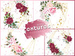 Textures 151 // Flowers