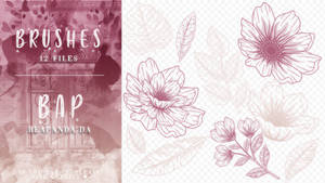 Brushes 101 // Flowers