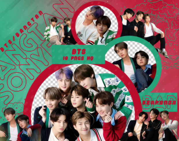 Pack Png 2652 Bts Japan Official Fanclub Vol7 By Beapanda On
