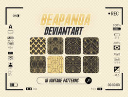 Patterns 047 // Vintage